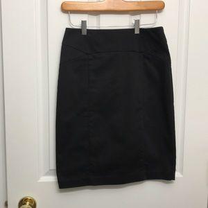Ricki's Black Pencil Skirt